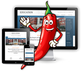 SpicyPress Website Hosting