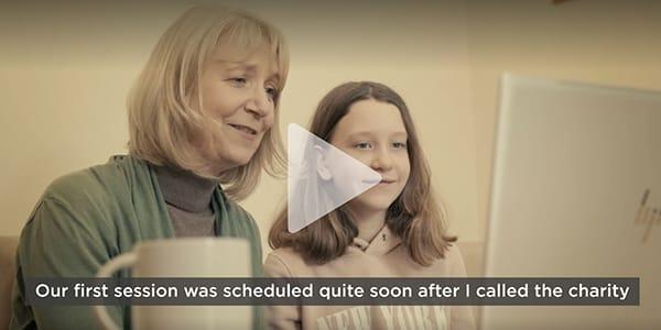 Helen's story video