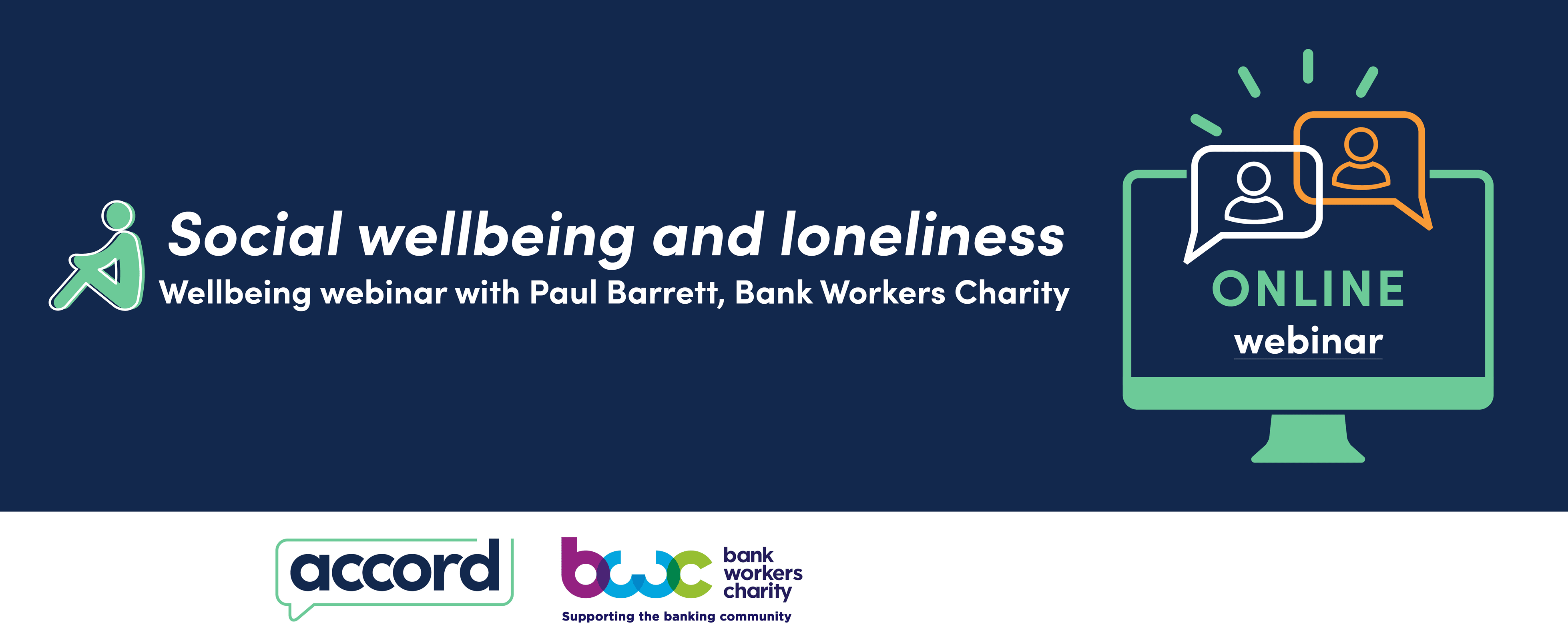 Social wellbeing and loneliness header image