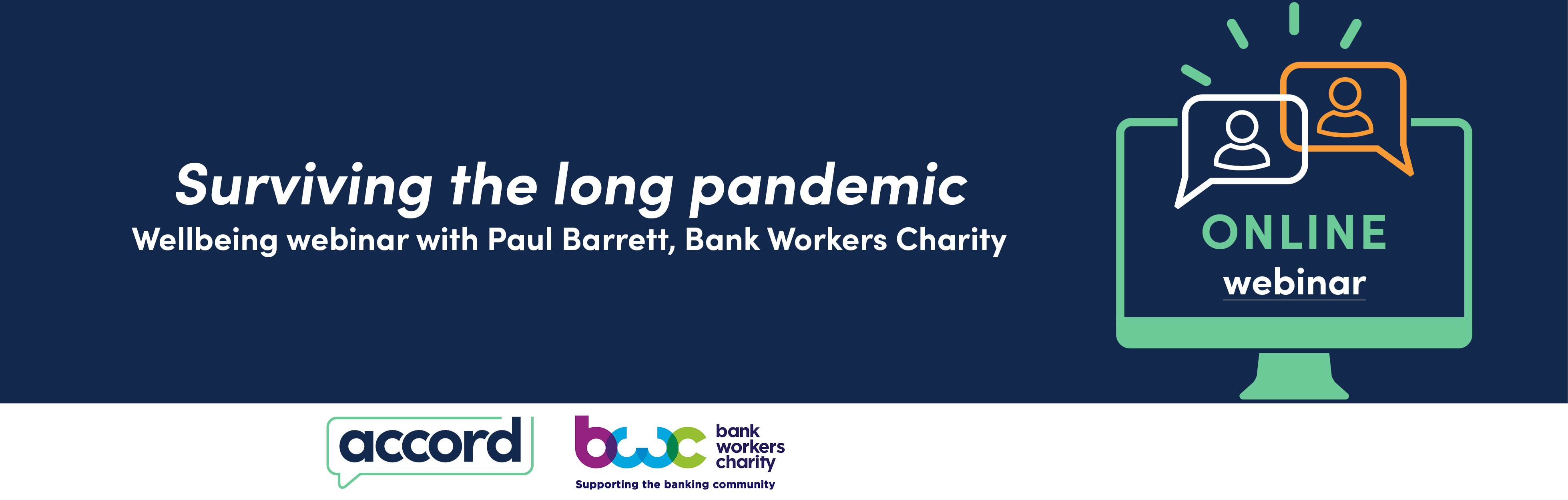 Surviving the long pandemic header image