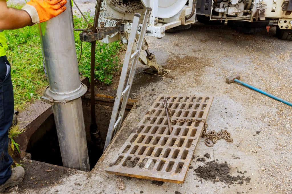 Farnborough Residential And Commercial Drainage