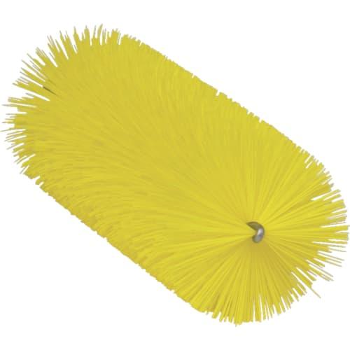 Tête d écouvillon fibres médium alimentaire Ø6cm 20cm jaune photo du produit