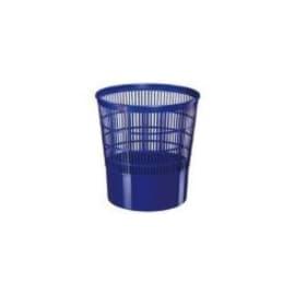 Corbeille à papier plastique 13L photo du produit