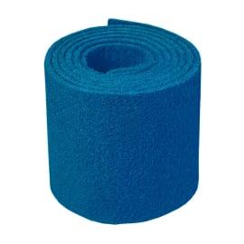 Rouleau abrasif bleu prédécoupé 10 x 20 cm photo du produit