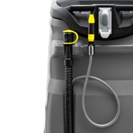 Système de nettoyage manuel pour autolaveuses Karcher photo du produit