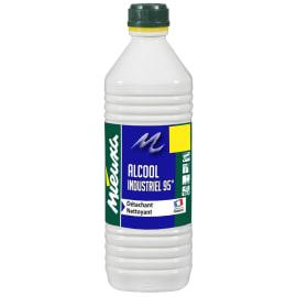 Alcool industriel 95° flacon de 1L photo du produit
