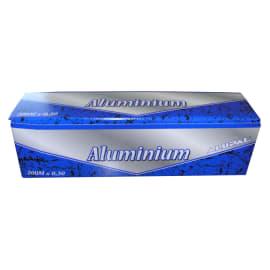 Rouleau aluminium 200 x 0,30 m 11µm photo du produit