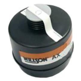 Cartouche anti-gaz AX pour masque anti-gaz à système cartouche Honeywell standard RD40 photo du produit