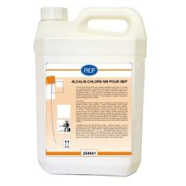 PROP alcalin chloré non moussant pour NEP bidon de 5kg photo du produit