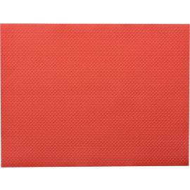 Nappe de table papier 80 x 80 cm rouge photo du produit