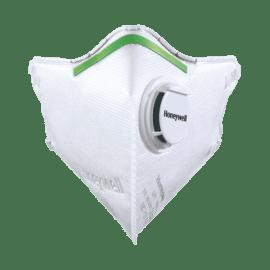 Masque de protection anti-poussières FFP2 NR D Série 2000 pliage vertical avec soupape photo du produit