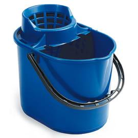 Seau bi-bac PLP 12L bleu photo du produit