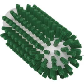 Brosse cylindrique fibres médium alimentaire PLP Ø5cm vert photo du produit