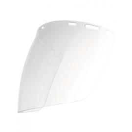 Visière de rechange polycarbonate incolore FORCE805 pour la calotte FORCECAL photo du produit