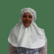 Heaume Cleanguard avec liens et élastique au visage photo du produit