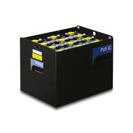 Kit batterie et chargeur poour balayeuse KM 120/150 R BP pack Karcher photo du produit