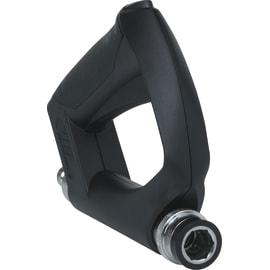 """Pistolet à eau ergonomique 1/2"""" noir photo du produit"""