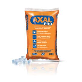 AXAL PRO pastilles de sel pour adoucisseur d eau sac de 25kg photo du produit