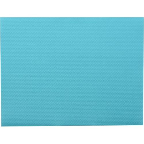 Set de table papier 30 x 40 cm turquoise photo du produit