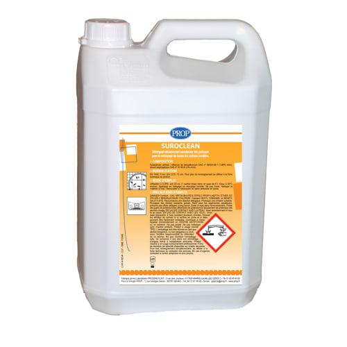 PROP suroclean nettoyant désinfectant surodorant bidon de 5L photo du produit