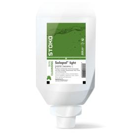 DEB Solopol light lotion lavante d atelier certifiée Ecolabel recharge de 2L photo du produit