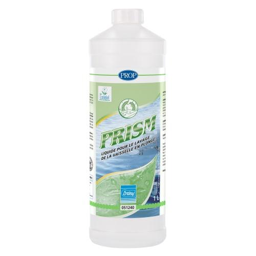 PROP Prism-Eco liquide plonge certifié Ecolabel flacon de 1L photo du produit