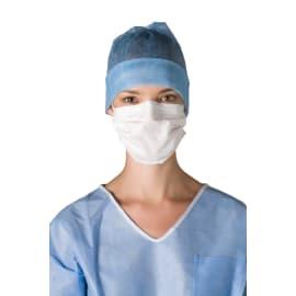 Masque médical Op-Air Type II blanc à élastiques photo du produit