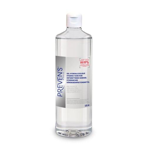 PREVEN S PARIS gel hydroalcoolique flacon de 500ml photo du produit