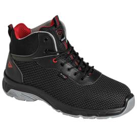 Chaussure de sécurité haute TIGER S3 SRC noir pointure 43 photo du produit