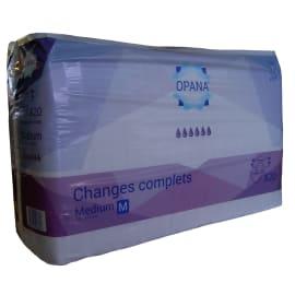 Change complet Opana violet taille M photo du produit