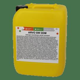 Baso SW DDM détergent désinfectant alcalin moussant bidon de 21kg photo du produit