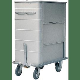 Chariot de collecte de linge photo du produit