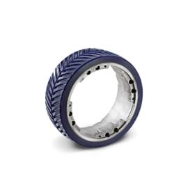 Pneus moteur bleu pour autolaveuses Karcher photo du produit