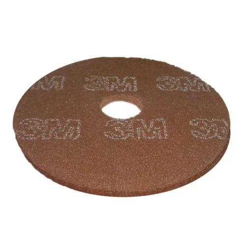 Disque marron 3M pour autolaveuse et monobrosse Ø406mm photo du produit