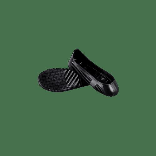 Surchaussure anti-glisse caoutchouc noir taille S (34/36) photo du produit