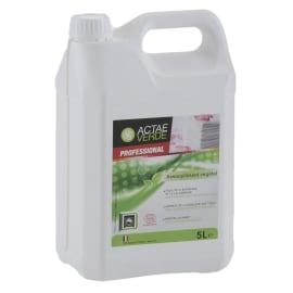 Actae Verde assouplissant végétal certifié ECOCERT bidon de 5L photo du produit
