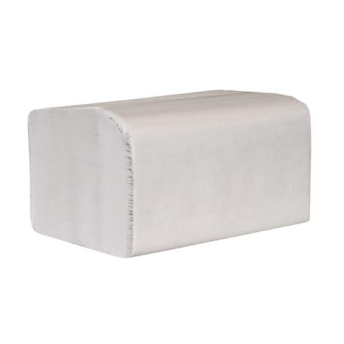 Papier toilette paquet blanc 1 pli 300 feuilles 10,3 x 17 cm photo du produit