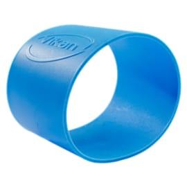Collier d identification caoutchouc Ø2,6cm bleu photo du produit