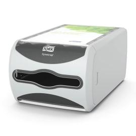 Distributeur de serviettes Xpressnap® modèle comptoir N4 pour serviettes enchevêtrées photo du produit