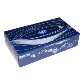 Mouchoirs  Hôtellerie  blancs 2 plis 20,4 x 20 cm certifié Ecolabel photo du produit