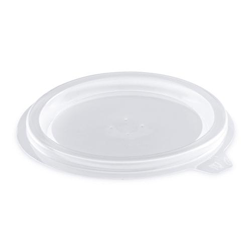 Couvercle pour bol perforé Ø120mm transparent photo du produit
