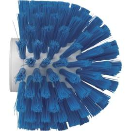 Brosse cylindrique fibres médium alimentaire PLP O13,5cm bleu photo du produit