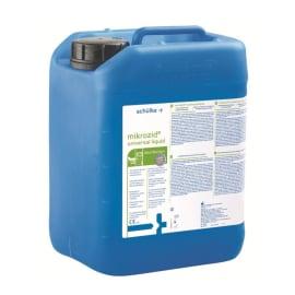 Schülke Mikrozid universal liquid détergent désinfectant bidon de 5L photo du produit
