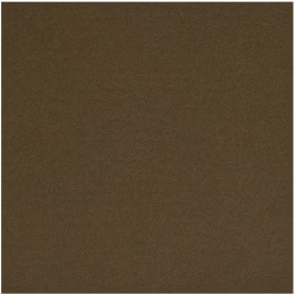 Serviette non tissé Célisoft 40 x 40 cm chocolat photo du produit