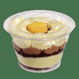 Coupe à dessert sans pied 190 cc Ø95mm transparent photo du produit