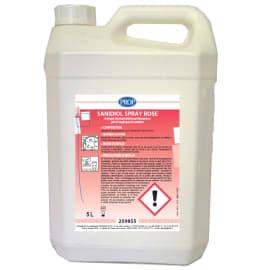 PROP Sanidiol Gel Rose nettoyant détartrant désinfectant bidon de 5L photo du produit