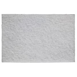 Nappe récurrente synthétique blanche 45 x 100 cm photo du produit