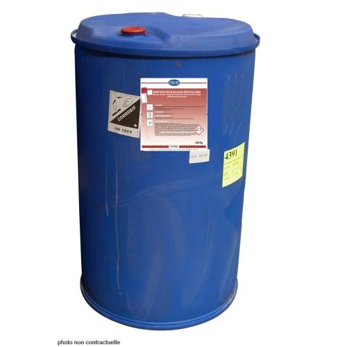 PROP renforçateur alcalin anti-calcaire fût de 200kg photo du produit