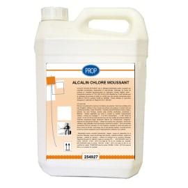 PROP Alcalin chloré moussant bidon de 5L photo du produit