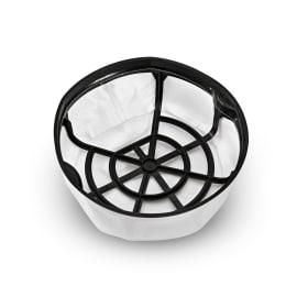 Panier filtrant non tissé pour aspirateurs poussière Karcher photo du produit